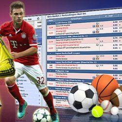 Agen Taruhan Bola Sportsbook Terpercaya Deposit Uang Asli